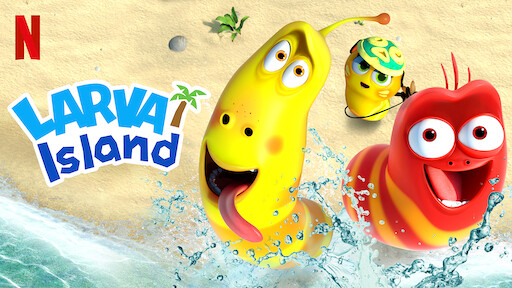 Larva Island